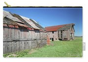 Barns Of Old Carry-all Pouch