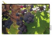 Barnyard Grapes Carry-all Pouch