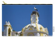 Baroque Church And Storks Nest Carry-all Pouch