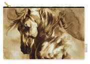 Baroque Horse Series IIi-i Carry-all Pouch