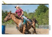 Barrel Racing Carry-all Pouch