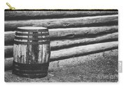 Barrel Carry-all Pouch