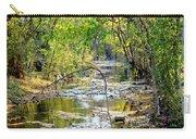 Barren Fork Creek Carry-all Pouch