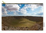 Barringer Meteor Crater #5 Carry-all Pouch