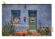 Barrio Viejo With Character Carry-all Pouch