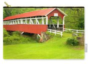 Barron's Covered Bridge Carry-all Pouch