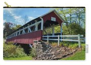 Barronvale Bridge  Carry-all Pouch by Cindy Lark Hartman