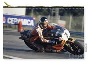 Barry Sheene. 1978 Nations Motorcycle Grand Prix Carry-all Pouch