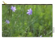 Bartram's Ixia And Bee #3 Carry-all Pouch