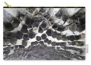 Basalt Rock Columns Formations Carry-all Pouch