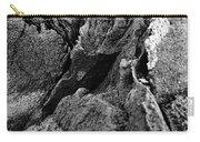 Basalt Textures Carry-all Pouch