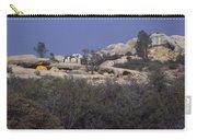 Base Camp - White Ledge Plateau - San Rafael Wilderness Carry-all Pouch