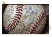 Baseball Close Up Carry-all Pouch