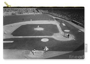 Baseball Game, 1967 Carry-all Pouch by Granger