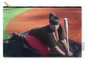 Baseball Girl 3 Carry-all Pouch