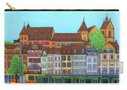 Basel, Barfusserplatz Rendez-vous Carry-all Pouch
