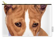 Basenji Sweetness Watercolor Carry-all Pouch