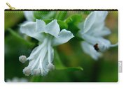 Basil Bloom Carry-all Pouch