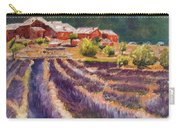 Lavender Smell Carry-all Pouch