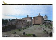 Basilica Aemilia From Behind Carry-all Pouch