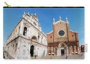 Basilica Dei Santo Giovanni E Paolo Carry-all Pouch