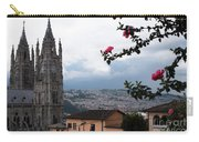 Basilica Del Voto Nacional Carry-all Pouch