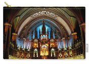 Notre - Dame Basilica - Montreal Carry-all Pouch