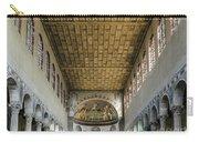 Basilica Of Saint Sabina Carry-all Pouch