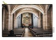 Basilica Of San Isidoro De Leon - Interior Carry-all Pouch