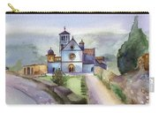 Basilica Of St Francis  Assisi Carry-all Pouch by Lydia Irving