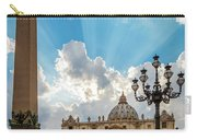 Basilica Papale Di San Pietro Carry-all Pouch