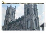 Basilique Notre Dame Carry-all Pouch