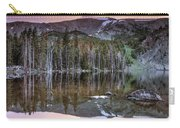 Basin Lake Sunset Carry-all Pouch