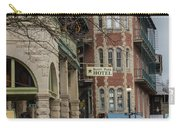 Basin Park And Flatiron Flats Carry-all Pouch