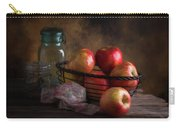 Basket Of Apples Carry-all Pouch