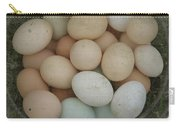 Basket Of Eggs  Carry-all Pouch