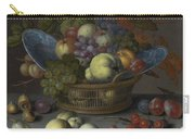 Basket Of Fruits Carry-all Pouch