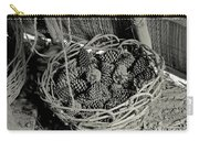 Basket Of Pine Cones Carry-all Pouch