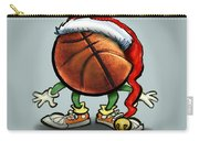 Basketball Christmas Carry-all Pouch