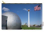 Basketball Hall Of Fame Carry-all Pouch