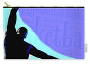 Basketball Poster Carry-all Pouch