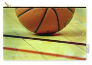 Basketball Reflections Carry-all Pouch