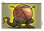 Basketball Saurus Rex Carry-all Pouch