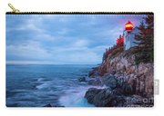 Bass Harbor Head Lighthouse Carry-all Pouch