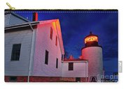 Bass Harbor Lighthouse Maine Carry-all Pouch