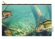 Bass Pond Carry-all Pouch
