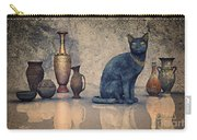 Bastet And Pottery Carry-all Pouch