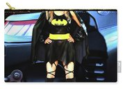 Bat Gal In The City Carry-all Pouch