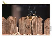 Bat Squirrel  The Cape Crusader Known For Putting Away Nuts.  Carry-all Pouch