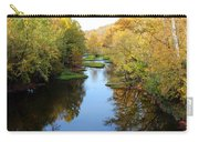 Batavia, Ohio Creek - Other Side Vertical Carry-all Pouch